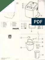 Manual Panetera