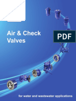 CV Air & Check Valve Catalog