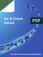 CV Air & Check Valve Catalog
