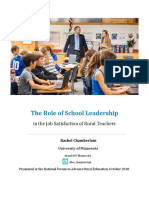 NREA_Chamberlain_Case Study Principal Leadership