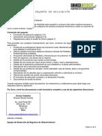 1. Formulario de Aplicacion Productores - Shared Interest