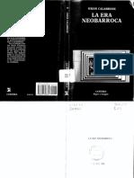 Omar Calabrese - La Era Neobarroca - Catedra - 1999.pdf