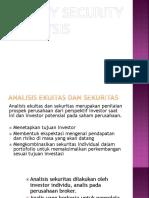 Presentasi Analisis Equity Security