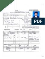 Company Application Form