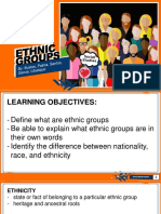 Ethnic Groups (1)