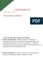 CURS 6.1-Factori de Prognostic in Oncologie Dr Cornelia Nitipir