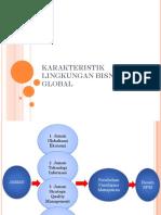 Bab 2 Karakteristik Lingkungan Bisnis Global