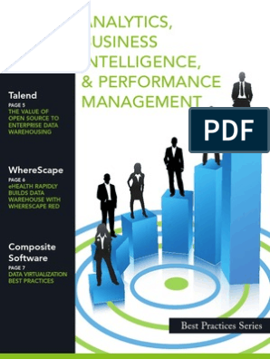 Best Practices in Analytics, Business Intelligence and