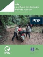 L'économie politique des barrages routiers dans Walikale et Masisi
