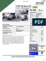 OW53SXEPrint Sales Flyer A4