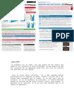 HP Recomendaciones Reset Printer and Cartridges
