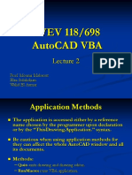 1.f. AutoCAD VBA Lecture 2.ppt