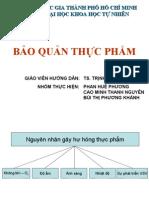 Bao Quan Thuc Pham
