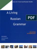 A Living Russian Grammar Beginner-Intermediate.pdf