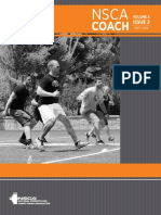 NSCA Coach Volume 5, Issue 2