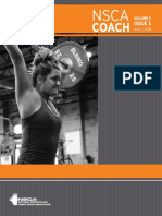 NSCA Coach Volume 5, Issue 3