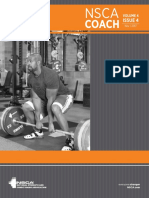 NSCA Coach Volume 4, Issue 4