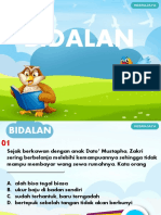 24. BIDALAN