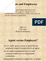118-13 Agents and Employees 10