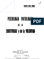 PSICOLOGIA PATOLOGICA DE LA VOLUNTAD DEMETRIO GARCIA VELAZQUEZ.pdf