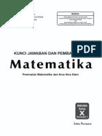 01 Kunci Matematika 10A Peminatan K-13 edisi 2017.pdf