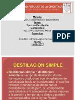 Expo.destilacion