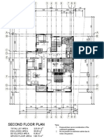 Sample Second Floor Plan