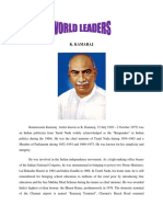 World Leaders Kamaraj