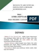 KIR Sistem Perekonomian Suku Dani