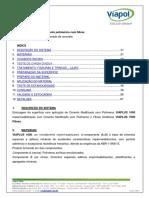 03 Elevado Cimento Polimérico Com Fibras Reservatorio