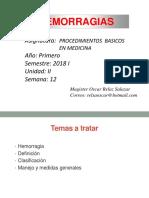 Clase 10 Hemorragias Para Dictado1