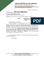 Oficio 029-Para El Proyectista