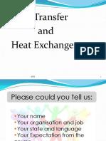 Heat Exchangers Training Materials