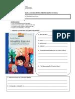 Guía Motivación a La Lectura Libro Abuelita Opalina 3º