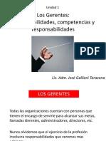 1 ADM II Los Gerentes