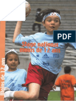 Stage national - 12 ans n° 71
