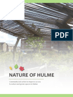 Nature of Hulme 2018 - Project Summary