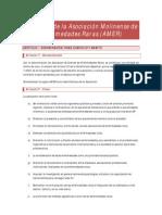 AMER_estatutos