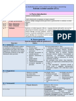 Protocol Embolie Lichid Amniotic