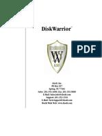Disk Warrior Manual