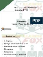 Apresentação - AlarmeFox