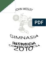 Bases de Gimnasia Ritmica 2017