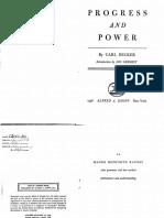 Progress and Power