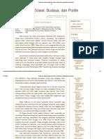 Belajar Ilmu Sosial, Budaya, Dan Politik_ Review Buku Collaborative Governance