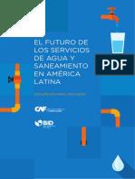 El Futuro de Los Servicios de AyS en AL (Documento Para Discusión)_Actualizada