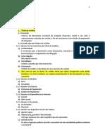 Caderno de Direito Empresarial II