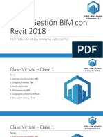 Curso Virtual Revit - Clase 1