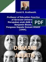 Power Point Domain Afektif