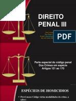 Penal III