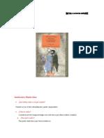 Anlisis Literario de Matias El Apostol El Suplente